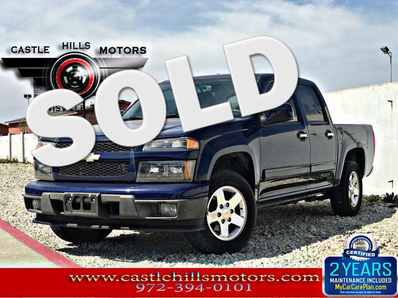 2012 Chevrolet Colorado LT w/1LT | Lewisville, Texas | Castle Hills Motors in Lewisville Texas