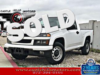2012 Chevrolet Colorado Work Truck | Lewisville, Texas | Castle Hills Motors in Lewisville Texas