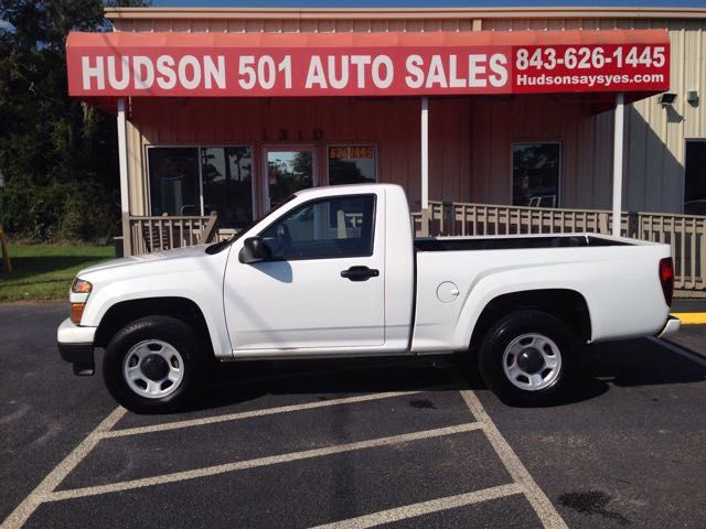 2012 Chevrolet Colorado Work Truck | Myrtle Beach, South Carolina | Hudson Auto Sales in Myrtle Beach South Carolina