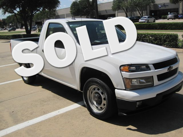 2012 Chevrolet Colorado Reg Cab, Automatic, Low Miles. Plano, Texas 0