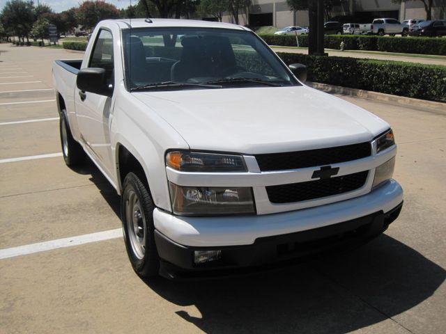 2012 Chevrolet Colorado Reg Cab, Automatic, Low Miles. Plano, Texas 1