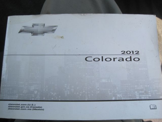 2012 Chevrolet Colorado Reg Cab, Automatic, Low Miles. Plano, Texas 26