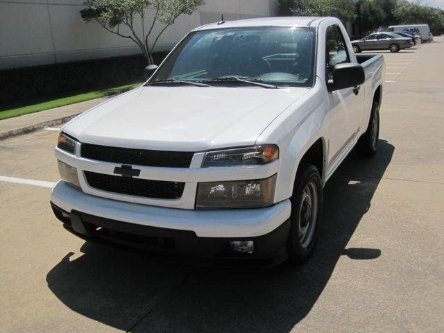 2012 Chevrolet Colorado Reg Cab, Automatic, Low Miles. Plano, Texas 3