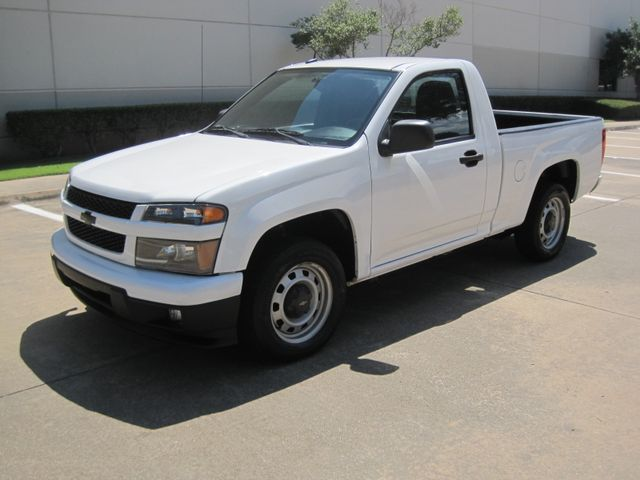 2012 Chevrolet Colorado Reg Cab, Automatic, Low Miles. Plano, Texas 4