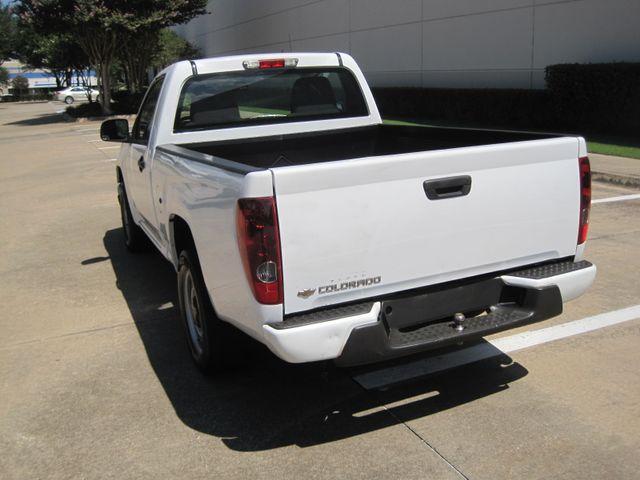 2012 Chevrolet Colorado Reg Cab, Automatic, Low Miles. Plano, Texas 8
