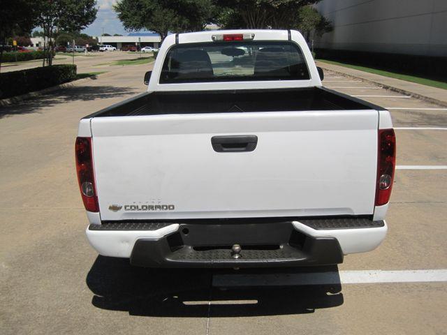 2012 Chevrolet Colorado Reg Cab, Automatic, Low Miles. Plano, Texas 9