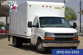 2012 Chevrolet Commercial 16 ' Box Van G30 Series