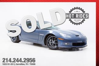 2012 Chevrolet Corvette Grand Sport In Rare Supersonic Blue Metallic | Carrollton, TX | Texas Hot Rides in Carrollton