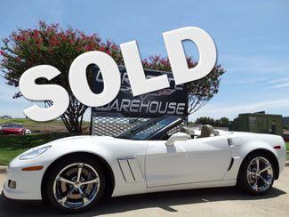 2012 Chevrolet Corvette Z16 Grand Sport 3LT, NAV, NPP, Auto, NICE! | Dallas, Texas | Corvette Warehouse  in Dallas Texas