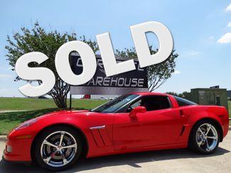 2012 Chevrolet Corvette Z16 Grand Sport 3LT, F55, NPP, NAV, Auto, Chromes! | Dallas, Texas | Corvette Warehouse  in Dallas Texas