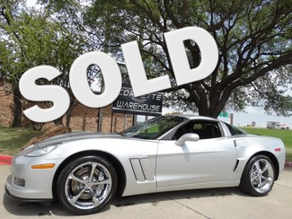 2012 Chevrolet Corvette Z16 Grand Sport 3LT, NAV, NPP, Auto, Chromes, 12k! Dallas, Texas