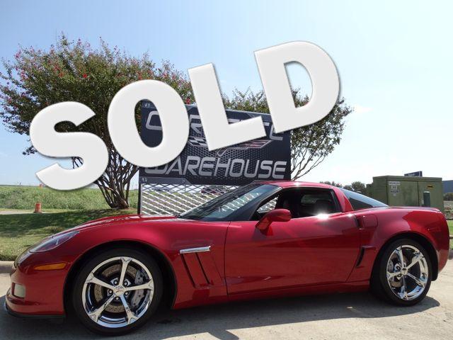 2012 Chevrolet Corvette Z16 Grand Sport 3LT, F55, NAV, NPP, Chomes 28k! | Dallas, Texas | Corvette Warehouse