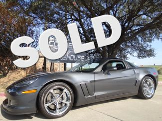 2012 Chevrolet Corvette Z16 Grand Sport 3LT, F55, NAV, NPP, Chromes 3k! | Dallas, Texas | Corvette Warehouse  in Dallas Texas