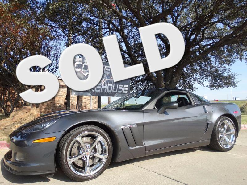 2012 Chevrolet Corvette Z16 Grand Sport 3LT, F55, NAV, NPP, Chromes 3k! | Dallas, Texas | Corvette Warehouse