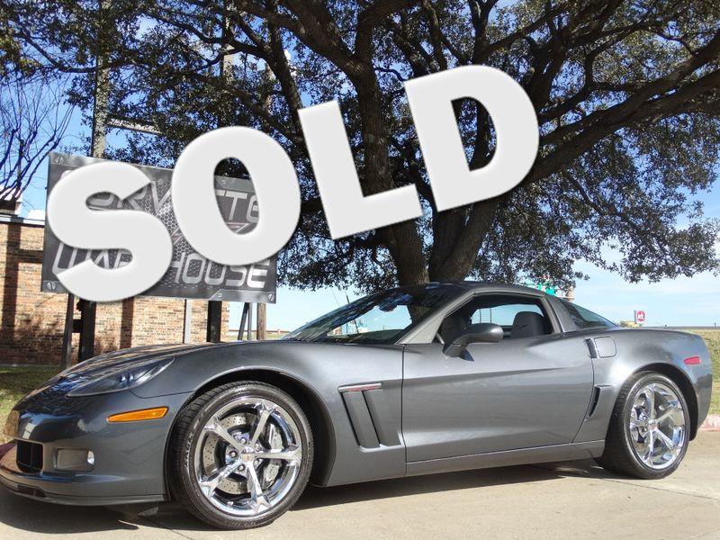 2012 Chevrolet Corvette Z16 Grand Sport 3LT, F55, NAV, NPP, Chromes 8k!   Dallas, Texas   Corvette Warehouse