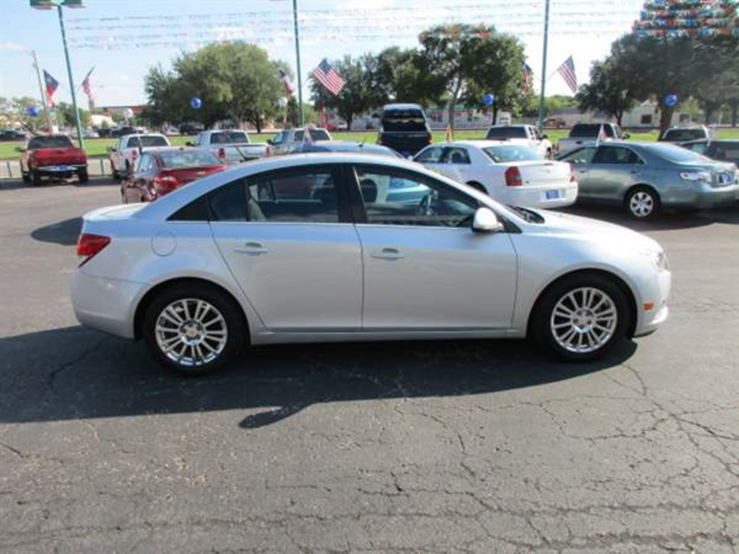 2012 chevrolet cruze eco abilene tx abilene used car sales. Black Bedroom Furniture Sets. Home Design Ideas