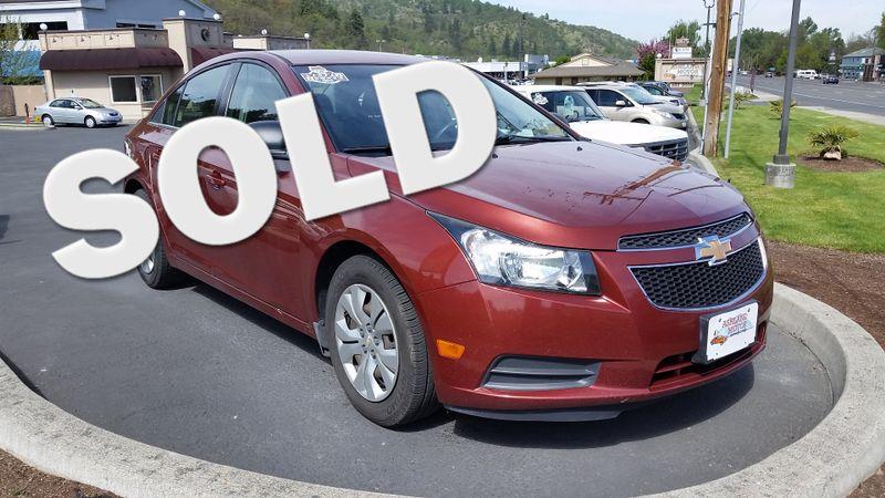 2012 Chevrolet Cruze LS | Ashland, OR | Ashland Motor Company in Ashland OR