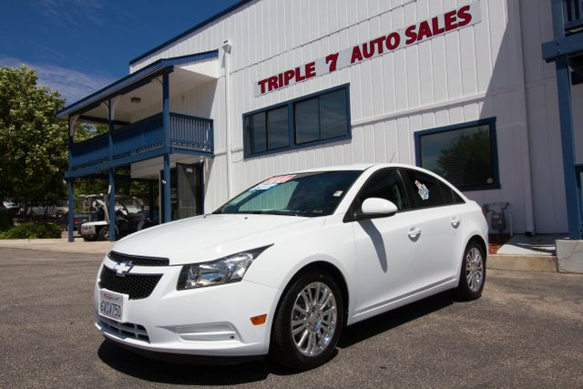 2012 Chevrolet Cruze ECO  VIN 1G1PK5SC3C7250494 96k miles  AMFM CD Player Anti-Theft AC C