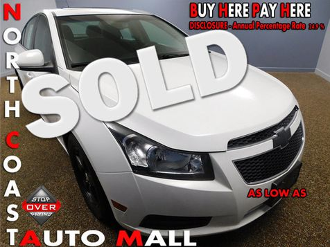 2012 Chevrolet Cruze LT w/1LT in Bedford, Ohio