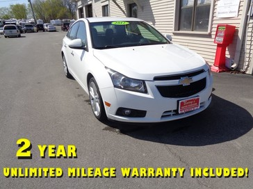 2012 Chevrolet Cruze LTZ in Brockport