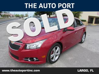 2012 Chevrolet Cruze in Clearwater Florida