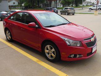 2012 Chevrolet Cruze LT w/1LT Clinton, Iowa 1
