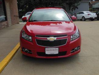 2012 Chevrolet Cruze LT w/1LT Clinton, Iowa 14