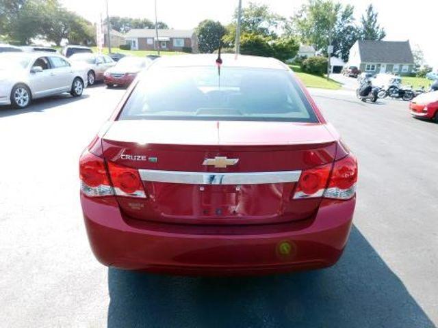 2012 Chevrolet Cruze ECO Ephrata, PA 4