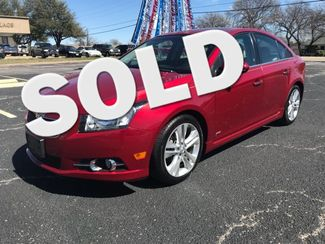 2012 Chevrolet Cruze LTZ RS Showroon New | Ft. Worth, TX | Auto World Sales LLC in Fort Worth TX