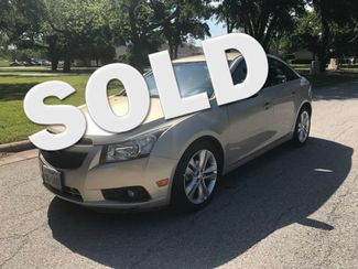 2012 Chevrolet Cruze in Ft. Worth TX