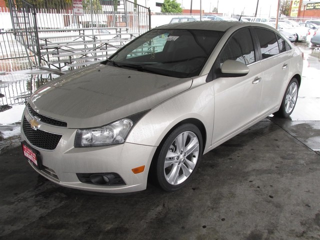 2012 Chevrolet Cruze LTZ This particular vehicle has a SALVAGE title Please call or email to chec