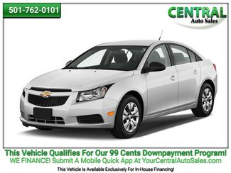2012 Chevrolet Cruze LS | Hot Springs, AR | Central Auto Sales in Hot Springs AR