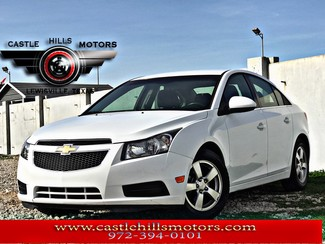 2012 Chevrolet Cruze  **INCLUDES 2 YRS FREE MAINTENANCE** LT w/1LT in Lewisville Texas