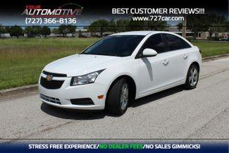 2012 Chevrolet Cruze in PINELLAS PARK, FL