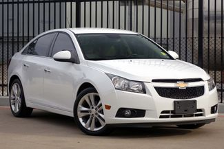 2012 Chevrolet Cruze LTZ *Leather* Alloy Wheels* EZ Finance** | Plano, TX | Carrick's Autos in Plano TX