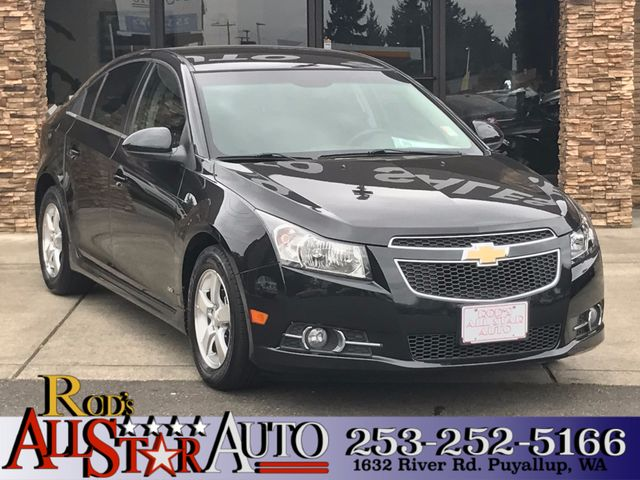 2012 Chevrolet Cruze LT w1LT The CARFAX Buy Back Guarantee that comes with this vehicle means tha