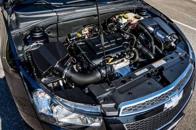 2012 Chevrolet Cruze LTZ Reseda, CA 42