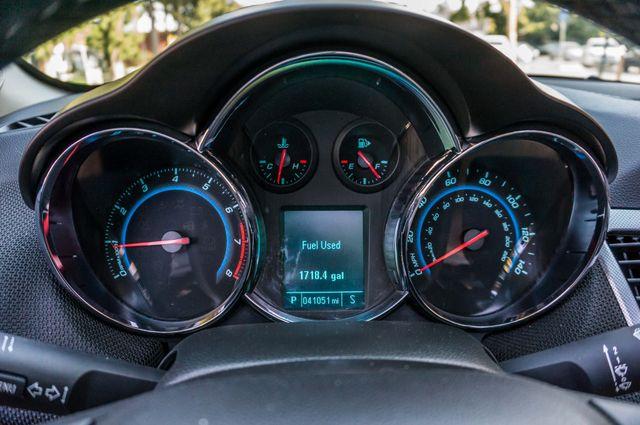 2012 Chevrolet Cruze LTZ Reseda, CA 16