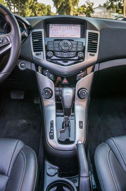 2012 Chevrolet Cruze LTZ Reseda, CA 21