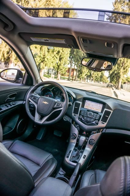 2012 Chevrolet Cruze LTZ Reseda, CA 39
