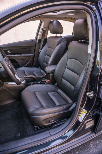 2012 Chevrolet Cruze LTZ Reseda, CA 32