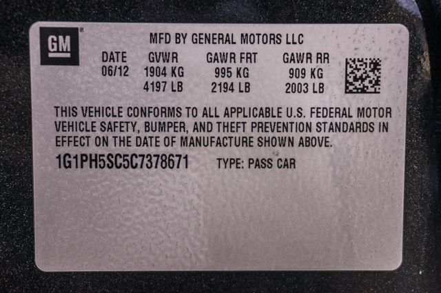 2012 Chevrolet Cruze LTZ Reseda, CA 43