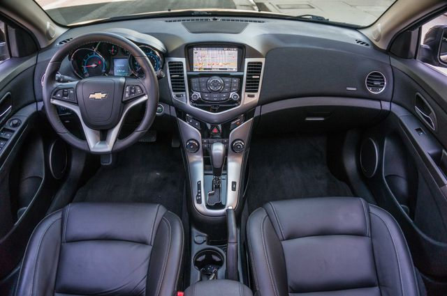 2012 Chevrolet Cruze LTZ Reseda, CA 18