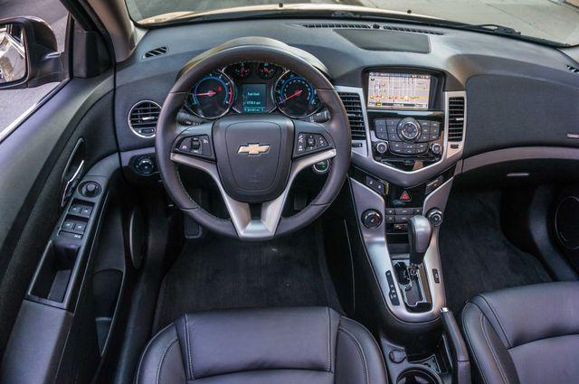 2012 Chevrolet Cruze LTZ Reseda, CA 19