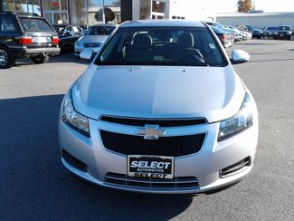 2012 Chevrolet Cruze LT w1LT  city Virginia  Select Automotive (VA)  in Virginia Beach, Virginia