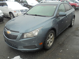 2012 Chevrolet Cruze LT w/1LT in West Springfield, MA