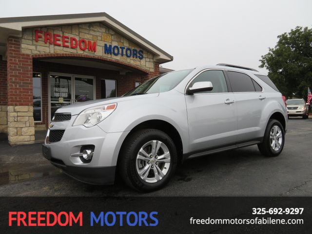 2012 Chevrolet Equinox LT w/2LT | Abilene, Texas | Freedom Motors  in Abilene Texas