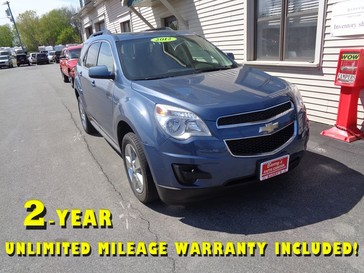 2012 Chevrolet Equinox LT w/1LT in Brockport