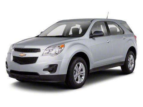 2012 Chevrolet Equinox LT w/1LT in Bryan-College Station