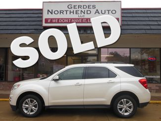 2012 Chevrolet Equinox LT w/2LT Clinton, Iowa